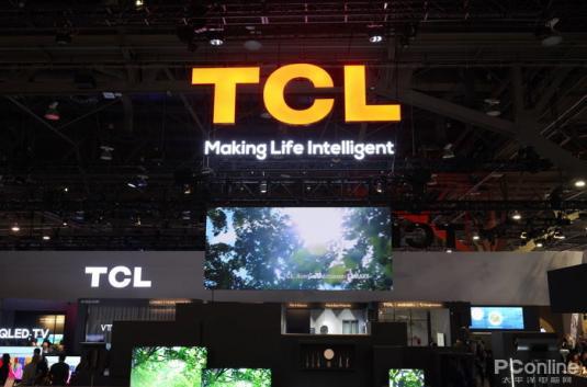 CES2020带你逛遍TCL展台